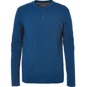 Royal Robbins Merinolux Henley Men Poseidon